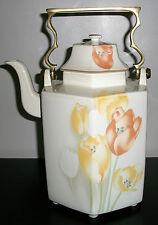 Rare Vintage Mikasa Dutch Garden Teapot / Coffee Pot REDUCED!