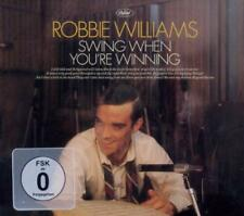 "Robbie Williams - Swing When You're Winning (NEW 12"" VINYL LP)"