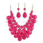 Hot! Selling New Fashion Mixed Style Bib Chunky Statement Necklace Style U Pick