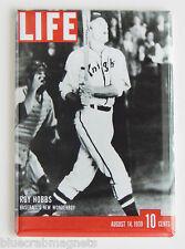 """The Natural"" Life Magazine FRIDGE MAGNET (2 x 3 inches) baseball movie poster"