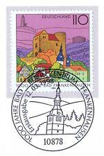 BRD 1998: Bad Frankenhausen Nr. 1978 mit Berliner Ersttags-Sonderstempel! 1A!