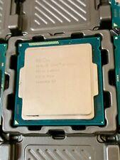 Intel Core i5-4670K 3.4GHz - 3.8GHz Quad-Core BX80646I54670K CPU Processor SR14A
