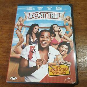 Boat Trip UNRATED DVD (Region 1 USA CANADA)