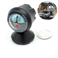 Adjustable Angle Car Suv Interior Safety Balancer Slope Indicator Gauge Meter