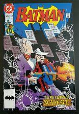 BATMAN #475 (1992 D.C.) *1st APP. OF RENEE MONTOYA* NM-/NM