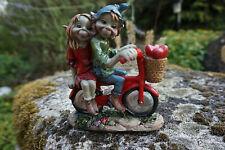 """132mm x 1/"""" Rose et violet 16 /""""kids bike forks steerer FILETÉS NOUVEAU"""
