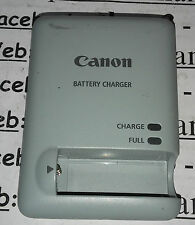 CB-2LBE GENUINE CANON CHARGER NB-9L IXUS 1000 HS 1100 HS POWERSHOT SD4500