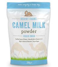Camel Milk Powder 200g  -  (Lait de Chamelle en Poudre - Kamelmilchpulver)