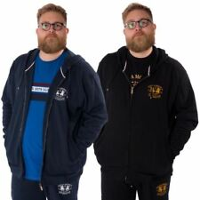 Sudaderas de hombre de manga larga de color principal azul talla XL