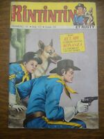 Rintintin et Rusty Numéro 111/ Sagedition, 1979