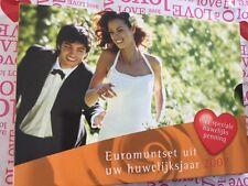 NEDERLAND 2007 HUWELIJKSET BU euromunten