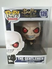 Funko Pop Vinyl! Buffy The Vampire Slayer The Gentleman #126 Vaulted