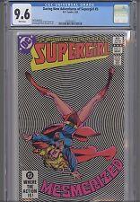 Supergirl ( Daring New Adventures of) #5 CGC 9.6 DC  1983 NEW FRAME  Comic