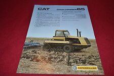 Caterpillar Challenger 65 Tractor Dealers Brochure YABE11 ver3
