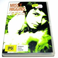 DVD, Missy Higgins - If You Tell Me Yours, I'll Tell You Mine