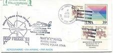 McMurdo Station Helicopter from USCGC Polar Star Altfilish Antarctic Cover