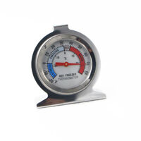 Stand Up Refrigerator Temperature Freeze Thermometer Gauge Gage -30-+30℃
