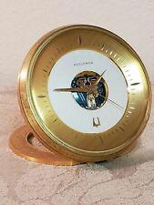 Bulova Accutron Spaceview Desk Clock