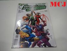 """Collectable"" Green Lantern New Guardians #1 DC Comics The New 52"