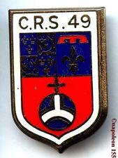Obsolète. Compagnie Republicaine de Securité N° 49. Fab. Drago Paris