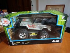New Bright RC Jeep Wrangler Rubicon Full Function Radio Control # 1599