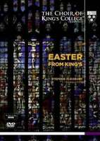The Choir Of King's College Cambridge - Easter Da King's Nuovo DVD