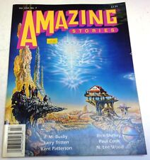 Amazing Stories – US Glossy - Vol.66 No.7 – November 1991 - Busby, Shelley, Cook
