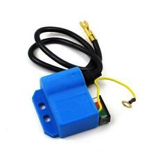 LAMBRETTA VESPA 12 VOLT. HT IGNITION COIL CDI UNIT BLUE MITSUBISHI VERSION