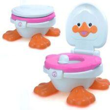 Pots, réducteurs et réhausseurs pour salle de bain enfants