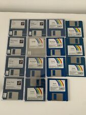 More details for various amiga installation disks os 3.0, 2.04, 2.05. workbench, storage, extras