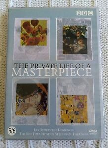 THE PRIVATE LIFE OF A MASTERPIECE 5/6 - DVD, 2-DISC -R-3-LIKE NEW-FREE SHIPPING