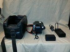 JVC GR-AXM4 Compact VHSC Video Camera No Power