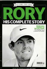 RORY McILROY, HIS COMPLETE STORY Magazine - The Ultimate Sport Series Issue 9