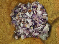 2000 Carat Lots of Amethyst Points -  Plus a FREE Faceted Gemstone