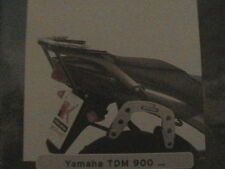 KRAUSER K-WING YAMAHA TDM900 TDM 900 2002-2009 TOP RACK & SIDE PANNIER KITS NEW
