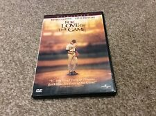 For Love Of The Game - R1 DVD - Kevin Costner, Kelly Preston