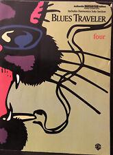 Blues Traveler - Four - Authentic Guitar Tab - Vocal Music - Harmonica Solo