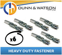 Heavy Duty Over Center Fastener x6 (Lock Latch handle) Trailer Tray (Weld On)