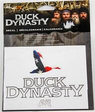 Duck Dynasty Sticker Truck Car Auto Back Window Flag Decal A&E New