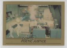 1993 Eclipse James Bond 007 Series 1 #17 Poetic Justice Non-Sports Card 0w6