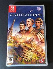Sid Meier's Civilization VI (Nintendo Switch) NEW