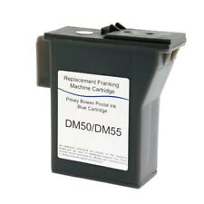 Cartouche Pitney Bowes 797 BLEUE compatible DM50 | DM55 | K700