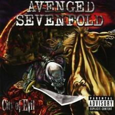Avenged Sevenfold : City of Evil CD (2005)