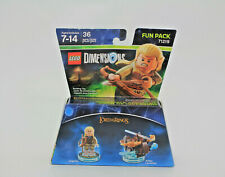 New Lego Dimensions 71219 Fun Pack Lord of the Rings Legolas Arrow Launcher