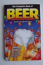 Complete Book of Beer Drinking Games Paperback