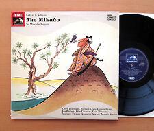 SXDW 3019 The Mikado Gilbert & Sullivan Brannigan Sargent EMI 2xLP Stereo NM/EX