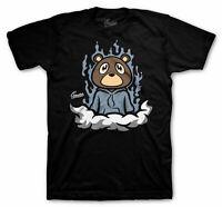 Shirt Match Yeezy 350 Ash Blue  - Fly Bear Tee