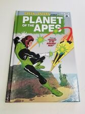 green lantern planet of the apes cbldf variant hardcover graphic novel trade tpb