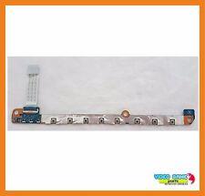 Boton de Medios Sony Vaio PCG-81212M 81112M Media Button Board 1P-1104500-8011
