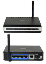 D-Link DIR-300 Wireless Router - WLAN Router - 4-Port-Switch WPA2